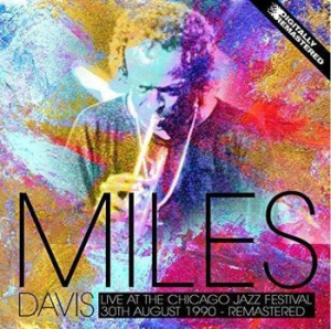 DAVIS MILES - Live At The Chicago Jazz Fest 1990 i gruppen VINYL / Jazz/Blues hos Bengans Skivbutik AB (3221689)