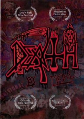 Death - Death By Metal (Dvd Documentary) i gruppen Kampanjer / BlackFriday2020 hos Bengans Skivbutik AB (3225044)