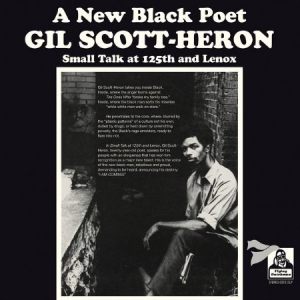Gil Scott-Heron - Small talk at 125th and Lenox i gruppen VINYL / Vinyl Soul hos Bengans Skivbutik AB (3227204)