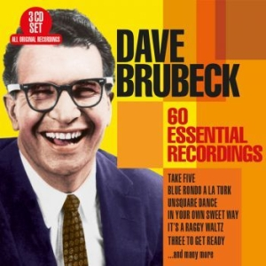 Brubeck Dave - 60 Essential Recordings i gruppen CD / Jazz/Blues hos Bengans Skivbutik AB (3234482)