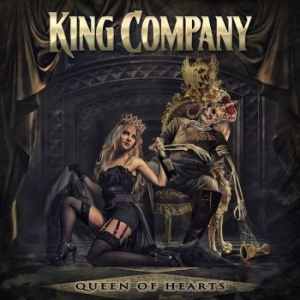 King Company - Queen Of Hearts i gruppen CD / Hårdrock/ Heavy metal hos Bengans Skivbutik AB (3235684)