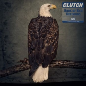 Clutch - Book Of Bad Decisions (Digi) i gruppen CD / Hårdrock/ Heavy metal hos Bengans Skivbutik AB (3235940)
