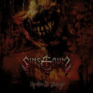 Sinsaenum - Repulsion For Humanity i gruppen CD / Hårdrock/ Heavy metal hos Bengans Skivbutik AB (3245734)