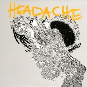 Big Black - Headache (Remastered) i gruppen VINYL / Nyheter / Pop hos Bengans Skivbutik AB (3247016)