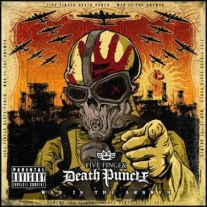 Five Finger Death Punch - War Is The Answer i gruppen Julspecial19 hos Bengans Skivbutik AB (3248222)