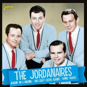 Jordanaires - Workin' On A Building i gruppen CD / RNB, Disco & Soul hos Bengans Skivbutik AB (3249261)
