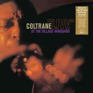 Coltrane John - Live At The Village Vanguard i gruppen VINYL / Jazz/Blues hos Bengans Skivbutik AB (3249349)