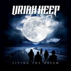 Uriah Heep - Living The Dream i gruppen CD / CD Hårdrock hos Bengans Skivbutik AB (3263755)