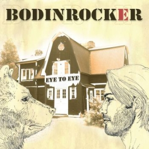 Bodinrocker - Eye To Eye i gruppen CD / Kommande / Pop hos Bengans Skivbutik AB (3264197)