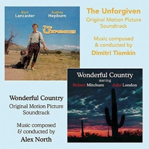 Filmmusik - Unforgiven & Wonderful Country i gruppen CD / Kommande / Film/Musikal hos Bengans Skivbutik AB (3264669)