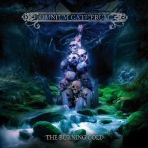 Omnium Gatherum - The Burning Cold i gruppen CD / Hårdrock/ Heavy metal hos Bengans Skivbutik AB (3268362)