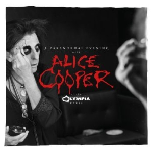 Alice Cooper - A Paranormal Evening At The Olympia i gruppen CD / CD Hårdrock hos Bengans Skivbutik AB (3276208)
