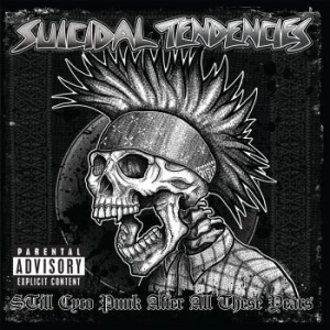 Suicidal Tendencies - Still Cyco Punk After All These Yea i gruppen CD / CD Hårdrock hos Bengans Skivbutik AB (3277356)