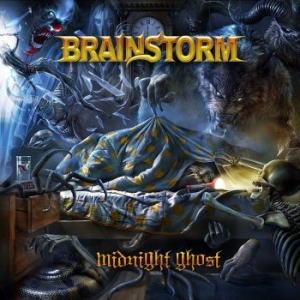 Brainstorm - Midnight Ghost (Ltd. Cd+Dvd Digiboo i gruppen CD / CD Hårdrock hos Bengans Skivbutik AB (3277374)