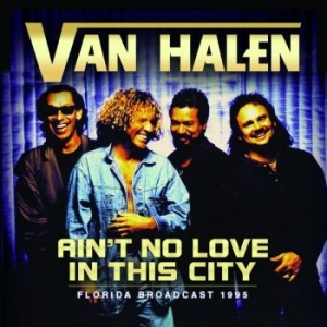 Van Halen - Ain't No Love In The City (1995 Liv i gruppen CD / Hårdrock/ Heavy metal hos Bengans Skivbutik AB (3298539)