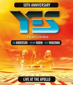 Yes Featuring Jon Anderson, Trevor - Live At The Manchester Apollo 2017 i gruppen MUSIK / Musik Blu-Ray / Pop hos Bengans Skivbutik AB (3299317)