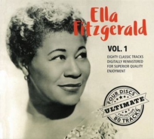 Fitzgerald Ella - Ultimate Vol. 1 (4Cd) i gruppen CD / Jazz/Blues hos Bengans Skivbutik AB (3301542)