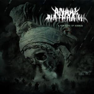 Anaal Nathrakh - A New Kind Of Horror i gruppen CD / Hårdrock/ Heavy metal hos Bengans Skivbutik AB (3302477)
