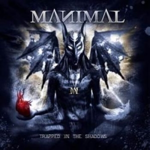 Manimal - Trapped In The Shadows i gruppen CD / CD Hårdrock hos Bengans Skivbutik AB (3304474)