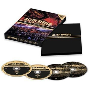 Alter Bridge - Live At The Royal Albert Hall (2Cd+ i gruppen ÖVRIGT / Musikboxar hos Bengans Skivbutik AB (3305398)