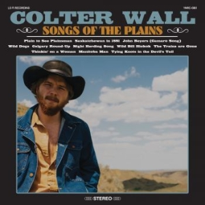 Wall Colter - Songs Of The Plains i gruppen Kampanjer / BlackFriday2020 hos Bengans Skivbutik AB (3305705)