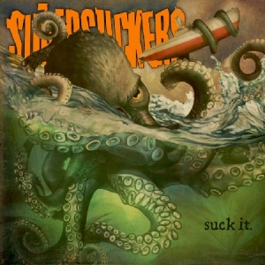 Supersuckers - Suck It i gruppen CD / CD Hårdrock hos Bengans Skivbutik AB (3306746)