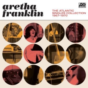 Aretha Franklin - The Atlantic Singles Collectio i gruppen CD / CD RnB-Hiphop-Soul hos Bengans Skivbutik AB (3310278)