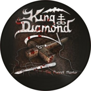 King Diamond - The Puppet Master ( 2 Lp Picture Vi i gruppen Minishops / King Diamond hos Bengans Skivbutik AB (3312418)