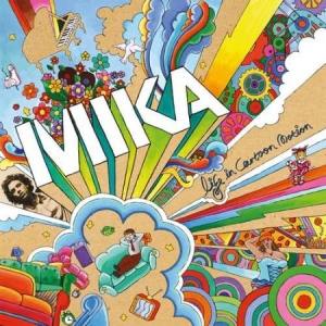 Mika - Life In Cartoon Motion i gruppen Kampanjer / Music On Vinyl 2018 hos Bengans Skivbutik AB (3312940)