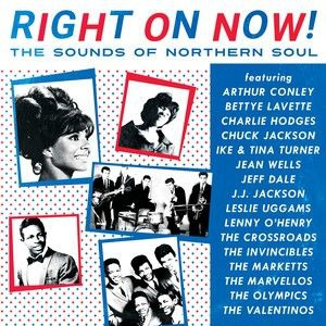 Various artists - Right On Now! The Sounds of Northern Soul i gruppen Kampanjer / BlackFriday2020 hos Bengans Skivbutik AB (3313581)
