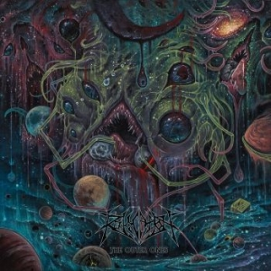 Revocation - The Outer Ones i gruppen CD / CD Hårdrock hos Bengans Skivbutik AB (3319660)