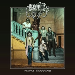 Electric Boys - Ghost Ward Diaries The i gruppen Kampanjer / BlackFriday2020 hos Bengans Skivbutik AB (3321132)