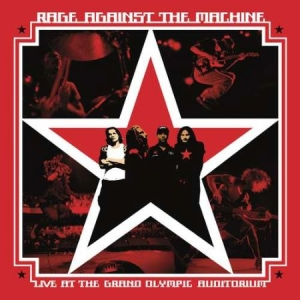 Rage Against The Machine - Live At The Grand Olympic Auditoriu i gruppen Julspecial19 hos Bengans Skivbutik AB (3323208)