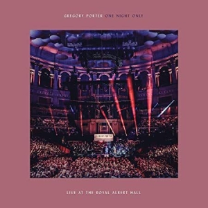 Gregory Porter - One Night Only - Live Royal Albert i gruppen CD / CD RnB-Hiphop-Soul hos Bengans Skivbutik AB (3323262)