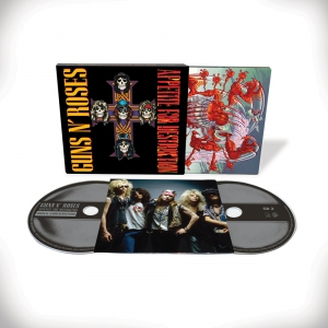 Guns N' Roses - Appetite For Destruction (Dlx 2Cd) i gruppen CD / Kommande / Hårdrock/ Heavy metal hos Bengans Skivbutik AB (3327956)
