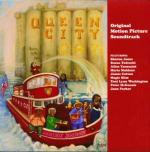 Various artists - QUEEN CITY SOUNDTRACK RSD 2018 IMPORT i gruppen Julspecial19 hos Bengans Skivbutik AB (3328013)