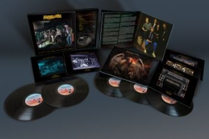 Marillion - Clutching At Straws (5Lp Ltd.) i gruppen VINYL / Rock hos Bengans Skivbutik AB (3330029)