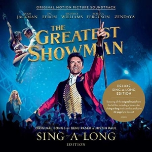 Blandade Artister - The Greatest Showman: Original i gruppen CD hos Bengans Skivbutik AB (3330426)