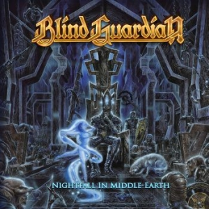 Blind Guardian - Nightfall In Middle-Earth ( Black 2 i gruppen Julspecial19 hos Bengans Skivbutik AB (3338131)