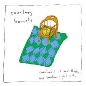 Courtney Barnett - Sometimes I Sit And Think, And Some i gruppen CD / Rock hos Bengans Skivbutik AB (3339736)
