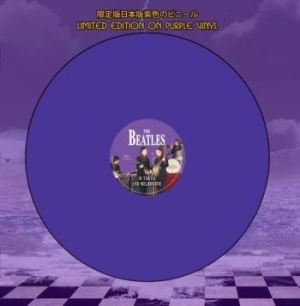 The beatles - In Melbourne And Tokyo Purple Vinyl i gruppen VINYL / Pop hos Bengans Skivbutik AB (3339752)