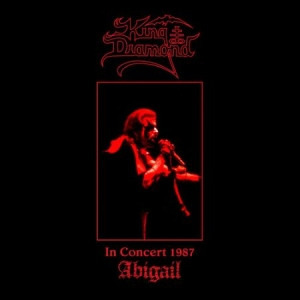 King Diamond - In Concert 1987 Abigail Live i gruppen Minishops / King Diamond hos Bengans Skivbutik AB (3407056)