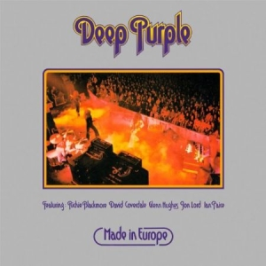 Deep Purple - Made In Europe (Ltd Purple Vinyl) i gruppen VINYL / Vinyl Hårdrock hos Bengans Skivbutik AB (3414888)