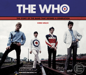 The Who THE STORY OF THE BAND THAT DEFINED A GENERATION i gruppen ÖVRIGT / Musikböcker hos Bengans Skivbutik AB (3421554)