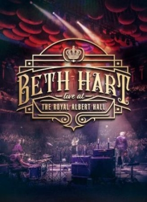 Beth Hart - Live At The Royal Albert Hall i gruppen ÖVRIGT / Musik-DVD & Bluray hos Bengans Skivbutik AB (3460619)