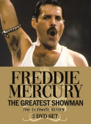 Freddie Mercury - Greatest Showman The - 2 Dvd Docume i gruppen ÖVRIGT / Musik-DVD & Bluray hos Bengans Skivbutik AB (3460666)