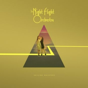 Night Flight Orchestra The - Skyline Whispers i gruppen CD / Hårdrock/ Heavy metal hos Bengans Skivbutik AB (3462900)