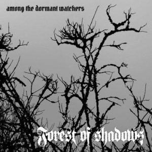 Forest Of Shadows - Among The Dormant Watchers i gruppen CD / Hårdrock/ Heavy metal hos Bengans Skivbutik AB (3464111)