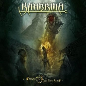 Kambrium - Dawn Of The Five Suns i gruppen CD / CD Hårdrock hos Bengans Skivbutik AB (3466083)