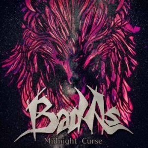 Bad As - Midnight Curse i gruppen CD / Hårdrock/ Heavy metal hos Bengans Skivbutik AB (3466101)